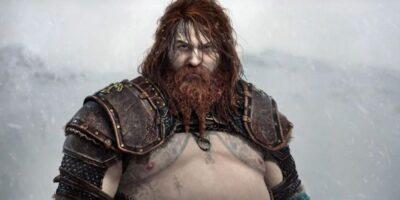 God Of War Ragnarok Fat Thor